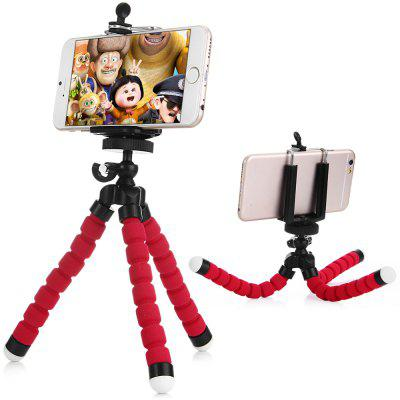 Adjustable Phone Tripod Octopus Holder Stand