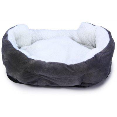 Pet Dog Cat Cashmere Bed