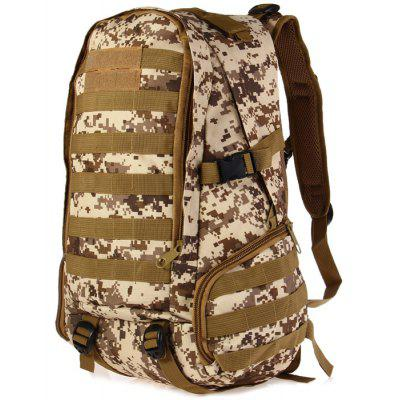 Buy MARPAT DESERT 26L Outdoor Nylon Water Resistant Camping Backpack for $27.20 in GearBest store