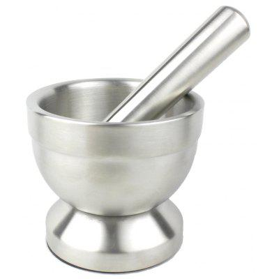 Double Layer Stainless Steel Food Masher