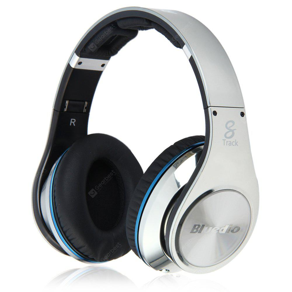 Bluedio R + Legend Version Wireless Bluetooth V4.0 Headset Surround Sound Stereo NFC Earphone