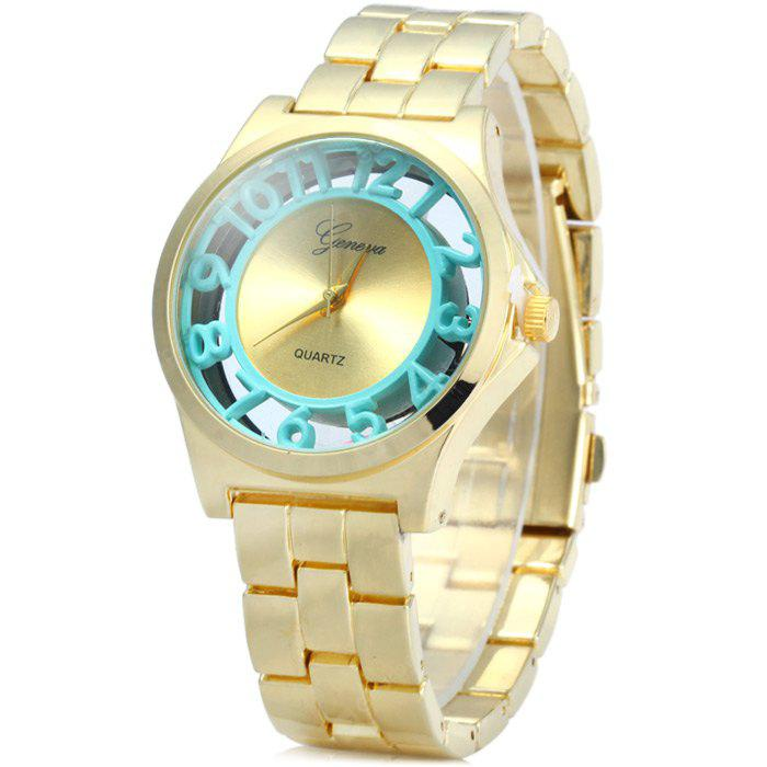 Geneva Women Quartz Watch