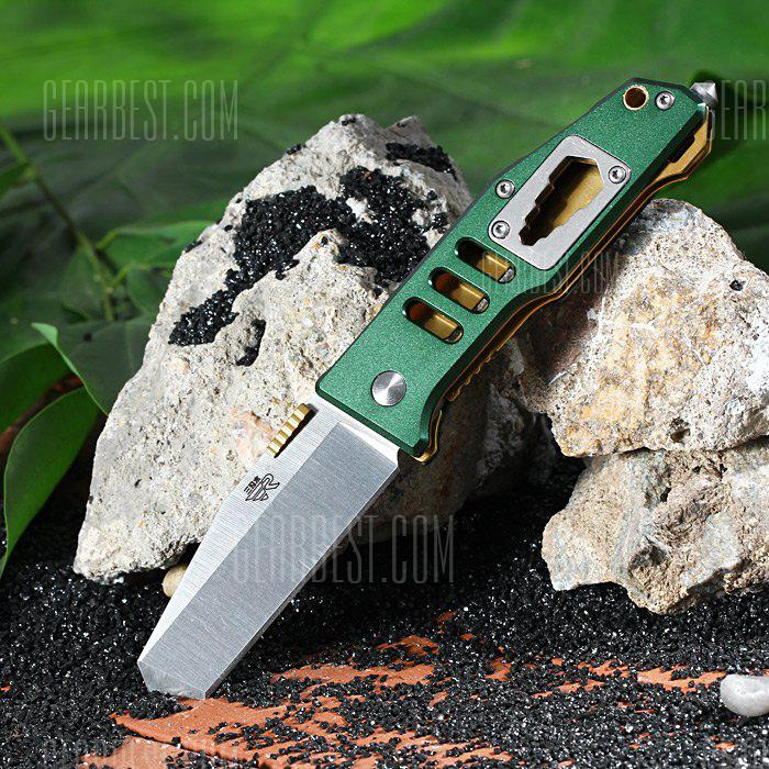 Sanrenmu 7046 LTX-LPR-T3 Folding Knife