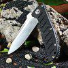Enlan EL - 01A Liner Lock Folding Knife BLACK - FINE