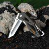 Sanrenmu 7049 LTE-PN Folding Knife Liner Lock GRAY