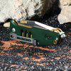 Sanrenmu 7046 LTX-LPR-T3 Folding Knife - GREEN