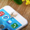 Diamond Crown Style Home Button Key Cover Sticker for iPhone 6S / 6 Plus 5S 5 iPad iPod Touch