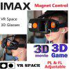 VR Space Virtual Reality Headset 3D Glasses 11027
