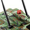 Original Xiaomi WiFi Tank Model Toys - GREEN