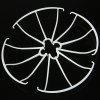 Extra Spare Luminous Protection Ring Set for Syma X5SC X5WS Remote Control Quadcopter - WHITE