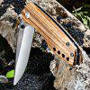 Enlan M011 Liner Lock Pieghevole Coltello 