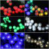 5m 20 LED Solar String Light for Xmas Party - RED
