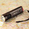 Nitecore EC4S LED Flashlight - BLACK