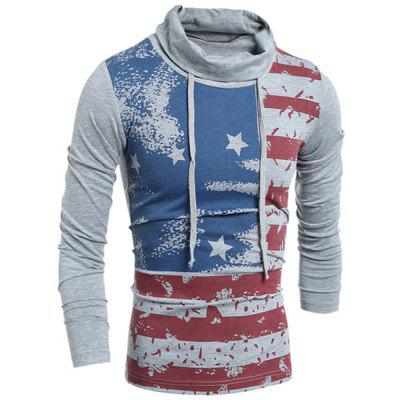 America Long Sleeve T Shirt