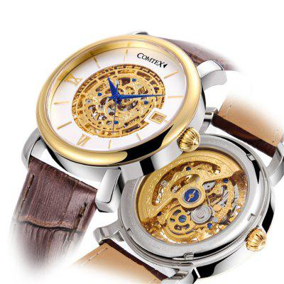 COMTEX S6213G-1 Men Automatic Mechanical Watch