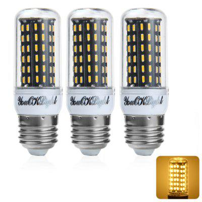 YouOKLight 12W E27 1000LM SMD 4014 96 LED Corn Lamp