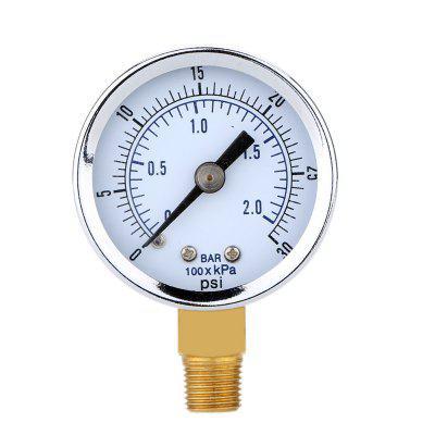 Air Pressure Gauge Manometer