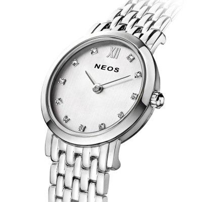 NEOS N30852L Sapphire Mirror Female Japan Quartz Watch