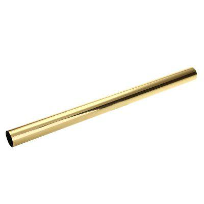 300cm Practical Anti UV Roll Golden Car Window Stickers
