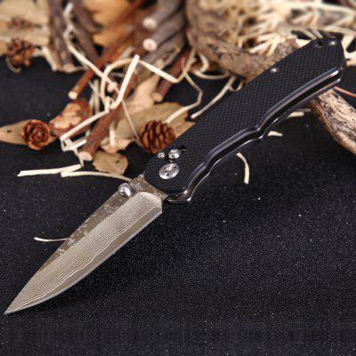 Enlan EL02D Axis Lock Folding Knife