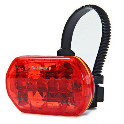 CCT-3 Changing Color Bicycle Tail Light