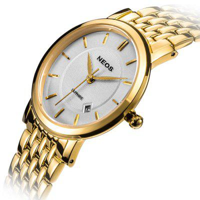 NEOS N40676N Female Sapphire Japan Quartz Watch