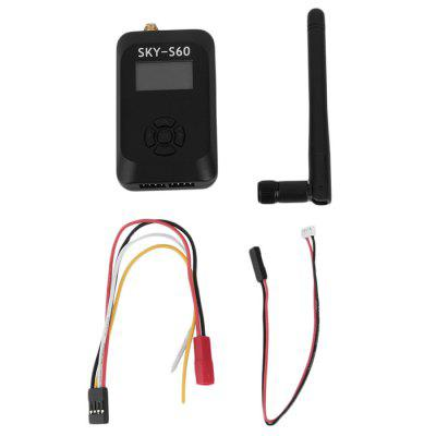 SKY - S60 32CH 5.8G 600mW Wireless AV Transmitter OSD Module for FPV Parts - Built-in Sensor