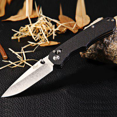 Enlan EL02B Axis Lock Folding Knife