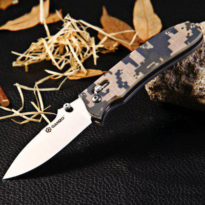 Ganzo G704-CA Axis Lock Folding Knife