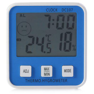 DC107 LCD Digital Thermometer + Hygrometer