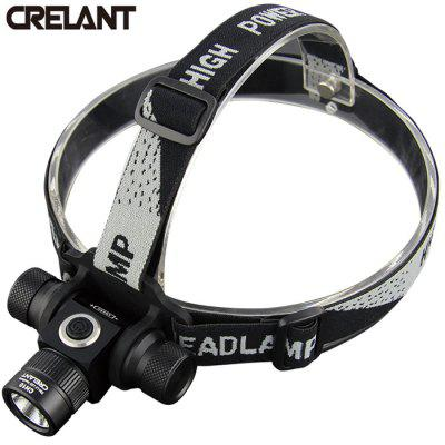 CRELANT CH10 CREE XM L2 460Lm Waterproof LED Headlamp