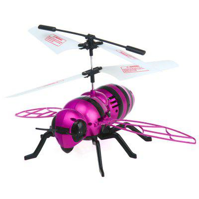 JIEJIE Superbee IR Remote Control Helicopter Double-blade No.2000 Above 8