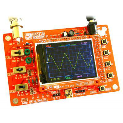 Dso138 upgraded 13803k diy digital oscilloscope kit 2099 free dso138 upgraded 13803k diy digital oscilloscope kit solutioingenieria Image collections