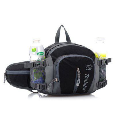 Tanluhu Outdoor Waist Bottle Bag with Shoulder Strap