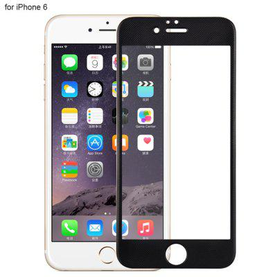 Angibabe Tempered Glass Screen Protector Film for iPhone 6 Color CNF 9H 0.3mm 3D Arc Anti-explosion High Transparency Ultra-thin