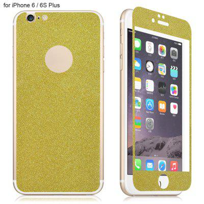 Angibabe Tempered Glass Front and Back Protector Film for iPhone 6 / 6S Plus