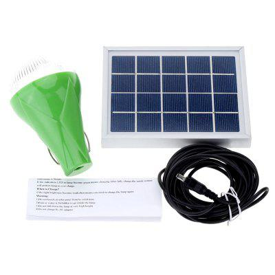 Solar LED Bulb Light Outdoor Camping Illumination