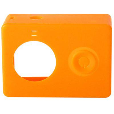 Silica Gel Case with Lens Cover for Xiaomi Yi Action CameraOther Sports Gadgets<br>Silica Gel Case with Lens Cover for Xiaomi Yi Action Camera<br><br>Brand: Xiaomi<br>Color: Pink,Black,White,Red,Blue,Green,Purple,Orange<br>Material: Silica Gel<br>Package Contents: 1 x Silica Gel Case, 1 x Lens Cover<br>Package weight: 0.047 kg<br>Product weight: 0.016 kg<br>Type: Other Camping Gear