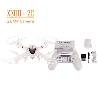 SJ X300 - 2C RC Quadcopter