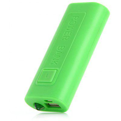 Power Bank with LED Flashlight