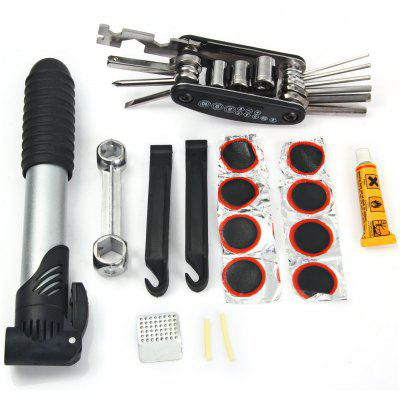 Multifunctional Bike Repair Tool Set