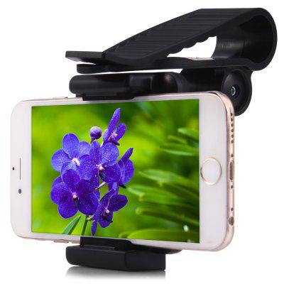 Portable Adjustable Car Sun Visor Phone Holder Mount Stand