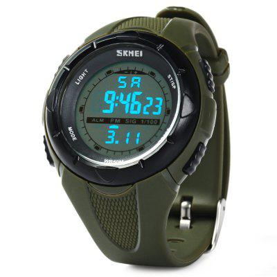 Skmei 10274 Multi - function LED Military Army Watch 50M Water Resistant for Sports