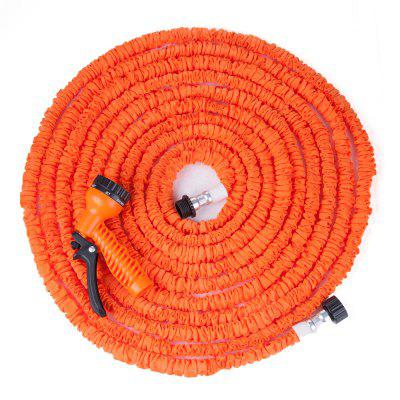 100FT Expandable Garden Water Hose Pipe with 7 in 1 Spray GunWatering &amp; Irrigation<br>100FT Expandable Garden Water Hose Pipe with 7 in 1 Spray Gun<br><br>Color: Blue,Green,Orange<br>Package Contents: 1 x 100FT Expandable Hose, 1 x Spray Gun, 1 x English Manual<br>Package size (L x W x H): 29.00 x 25.00 x 5.00 cm / 11.42 x 9.84 x 1.97 inches<br>Package weight: 0.7190 kg<br>Product size (L x W x H): 890.00 x 12.00 x 5.50 cm / 350.39 x 4.72 x 2.17 inches<br>Product weight: 0.6700 kg