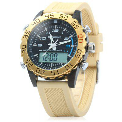 Sanda SD-002 Men LED Sports Watch