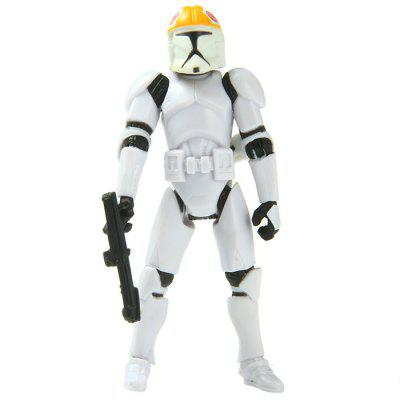 Classic Soldier Characteristic 3.75-inch Figure Model Toy Kid Gift
