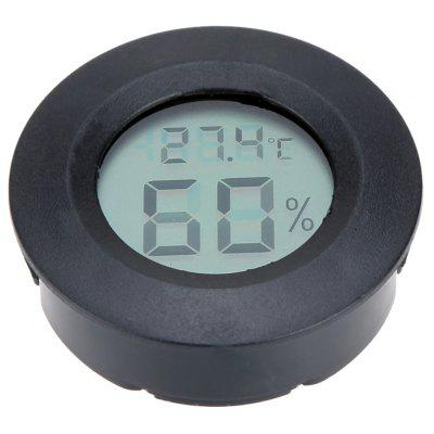 2 in 1 Thermometer Hygrometer mit LCD Anzeige