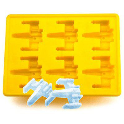 Cute Star Wars X-Wing Mold Multi-Function Silicon Ice Cube Tray