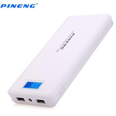 Original PINENG PN - 999 Dual USB 20000mAh Power Bank