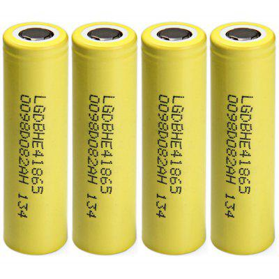 HE4 3.7V 2500mAh 18650 Rechargeable Lithium-ion Battery